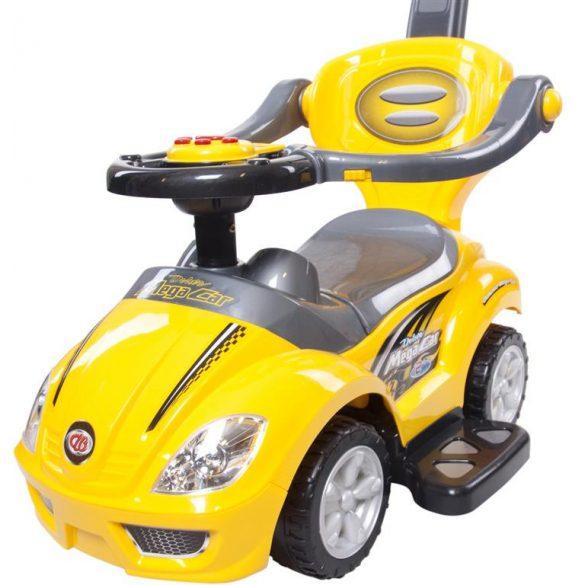 Sun Baby Ride on tolókaros bébitaxi - Mega - Sárga