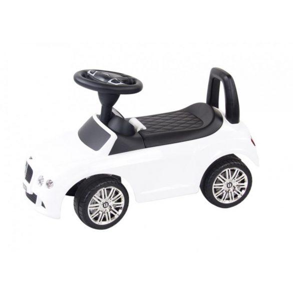 Sun Baby Ride on bébitaxi - Bentley - Fehér
