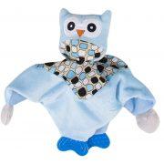 Sun Baby szundikendő - kék bagoly