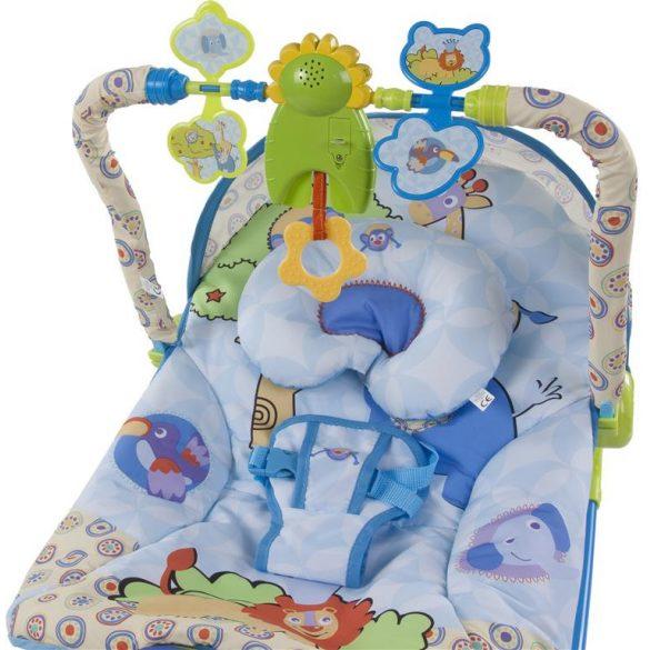 Sun Baby Rezgő Pihenőszék - Kék