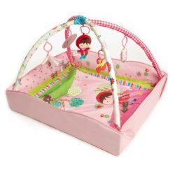 Sun Baby peremes játszószőnyeg - piroska