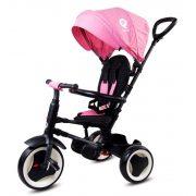 Sun Baby Qplay Rito tricikli - EVA kerekekkel - Rózsaszín