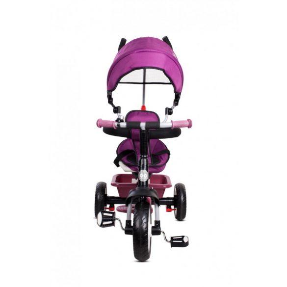 Sun Baby Fresh 360° tricikli - Bordó