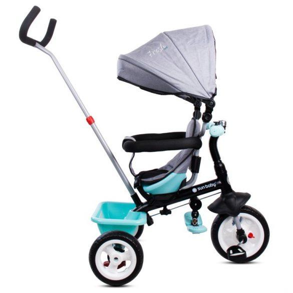 Sun Baby Fresh 360° tricikli - Szürke