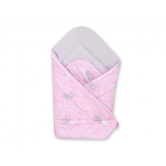 BabyLion Prémium pólya - Rózsaszín nyuszik