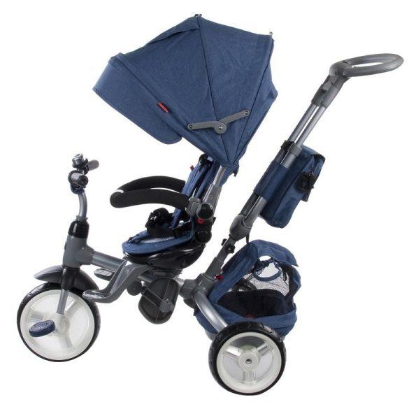 Sun Baby Little Tiger Tricikli - kék melange