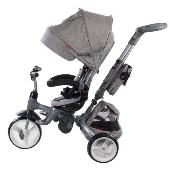 Sun Baby Little Tiger Tricikli - szürke melange