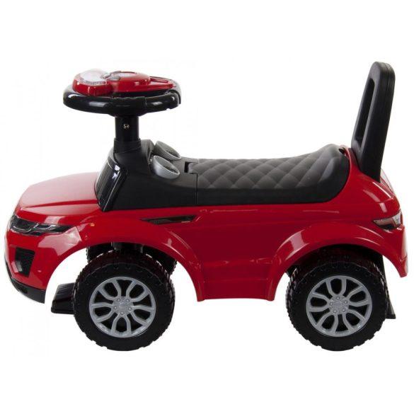 Sun Baby Land Rover bébitaxi - piros