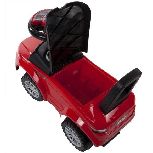 Sun Baby Ride on bébitaxi - piros
