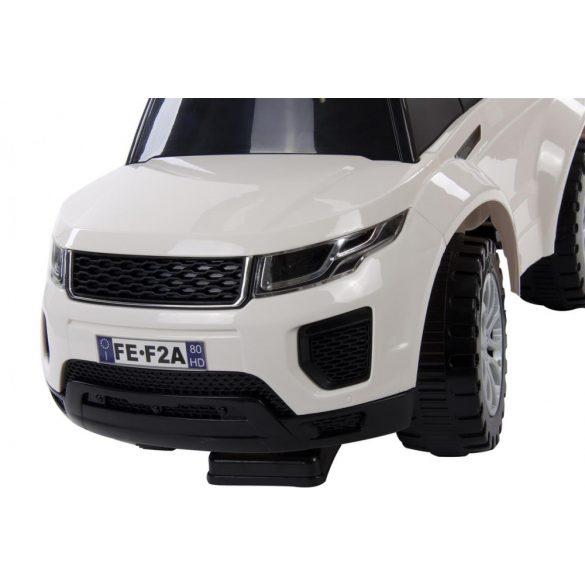 Sun Baby Land Rover bébitaxi - fehér