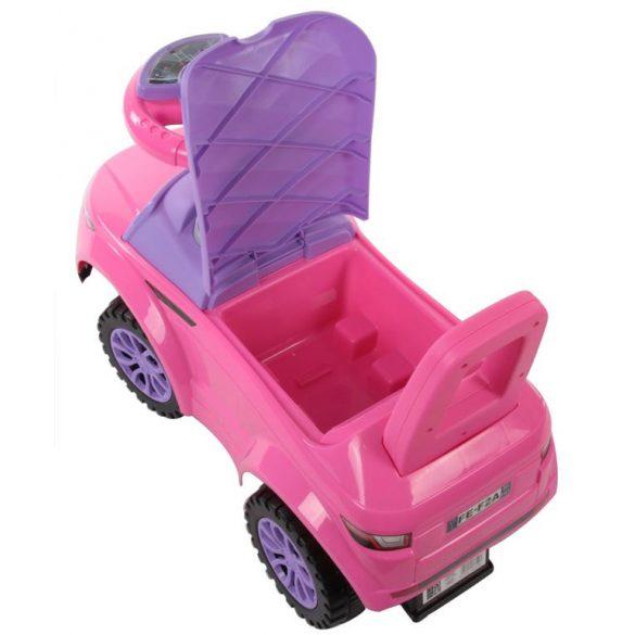 Sun Baby Land Rover bébitaxi - rózsaszín