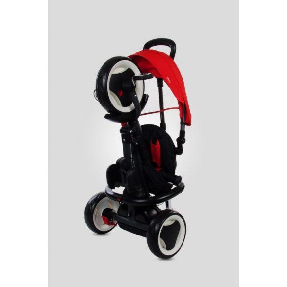 Sun Baby Qplay Rito tricikli- EVA kerekekkel - piros