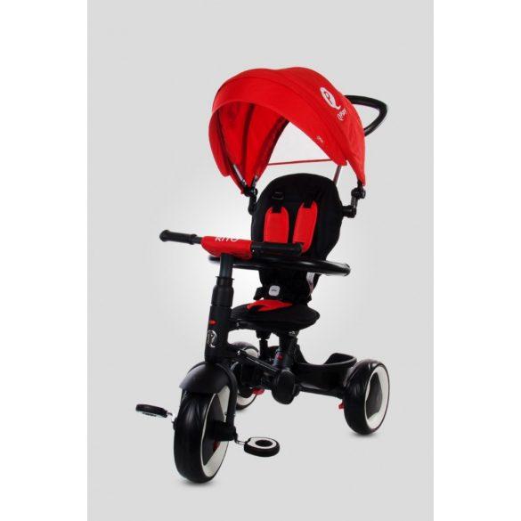 Sun Baby Qplay Rito - EVA kerekekkel - piros