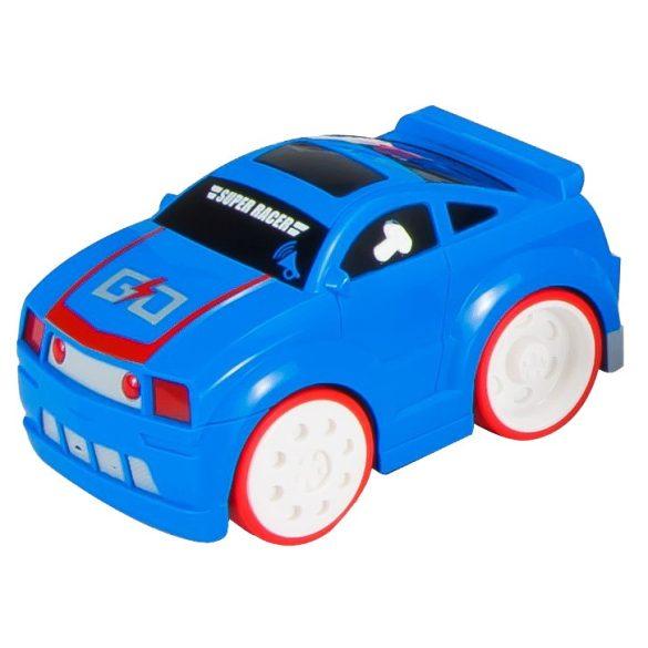 Sun Baby Interaktív játékautó - Versenyautó - Kék