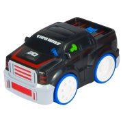 Sun Baby Interaktív játékautó - Jeep - Fekete