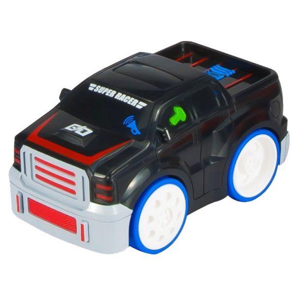 Sun Baby Interaktív játékautó - Jeep - Fekete  !! KIFUTÓ !!