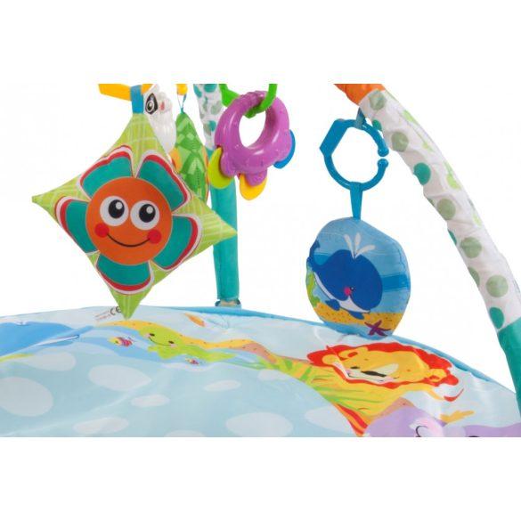 Sun Baby játszószőnyeg - állatvilág