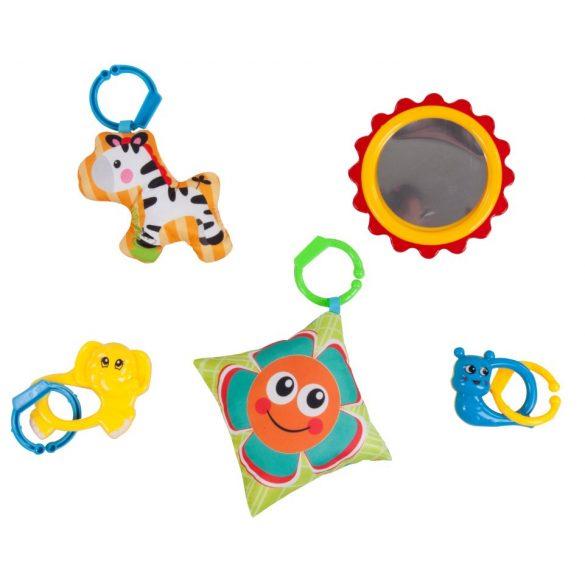Sun Baby játszószőnyeg - betűk