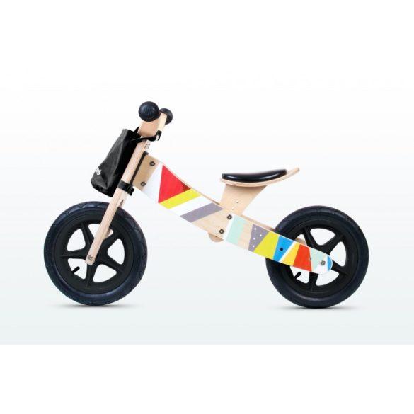 Sun Baby 2az1-ben fa futóbicikli és tricikli - Twist Classic