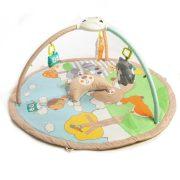 Sun Baby zenélő játszószőnyeg - erdő barátai