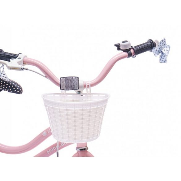 "Sun Baby LoveMyBike bicikli 12"" -  Rózsaszín"
