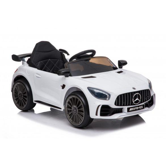 Hoops Elektromos autó Mercedes AMG GT-R - Fehér