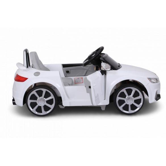 Hoops Elektromos autó Audi TT RS (12V) - Fehér