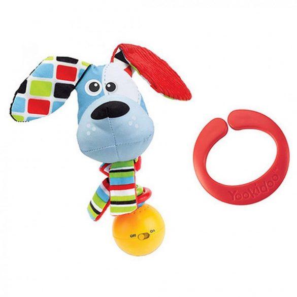 Yookidoo csörgő játék - kutyus 0h+
