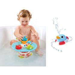 Yookidoo fürdőjáték - Kacsa verseny !! KIFUTÓ !!