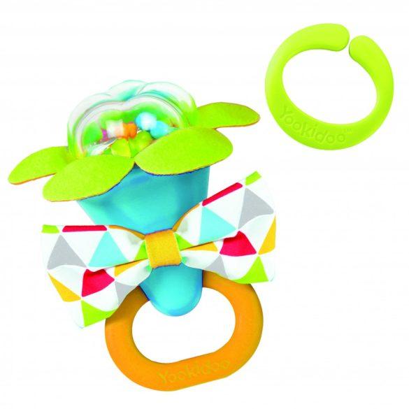 Yookidoo Csörgő játék - Kék !! KIFUTÓ !!
