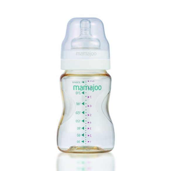 Mamajoo BPA mentes PES Cumisüveg - 250 ml - arany