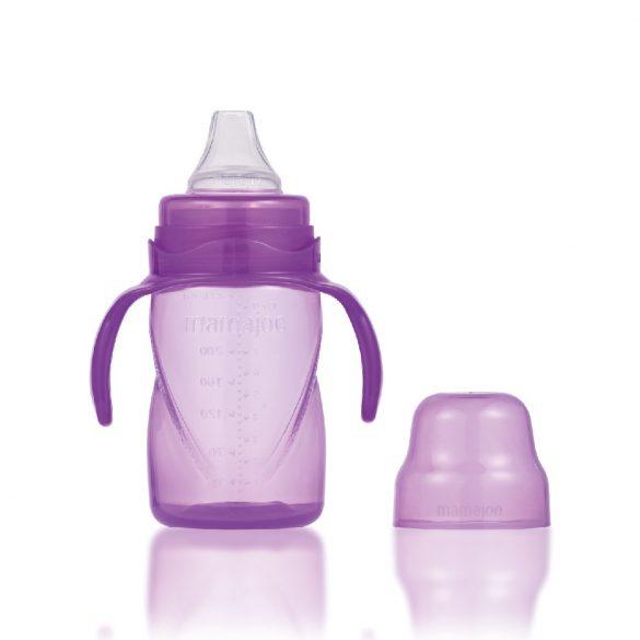 Mamajoo BPA mentes Itatópohár 270 ml - Lila