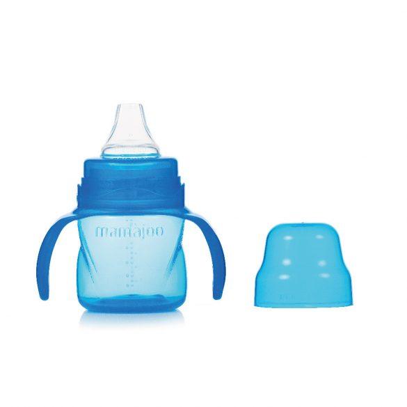 Mamajoo BPA mentes Itatópohár 160 ml - Kék
