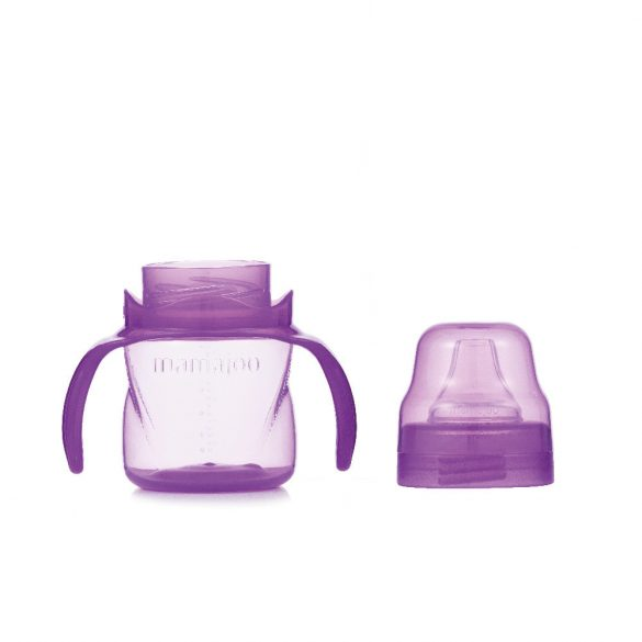Mamajoo BPA mentes Itatópohár 160 ml - Lila