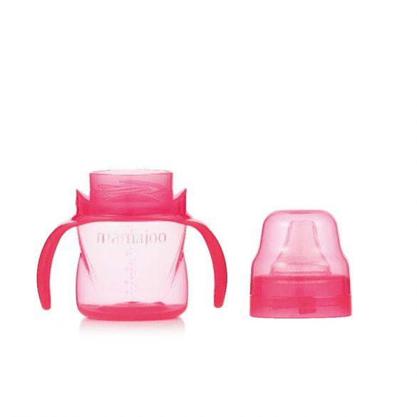 Mamajoo BPA mentes Itatópohár 160 ml - Piros