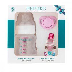 Mamajoo Mini ajándék szett - Rózsaszín 150 ml