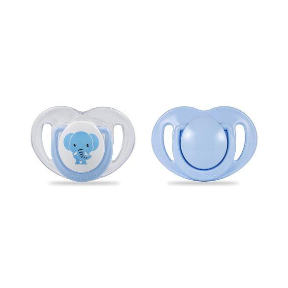 Mamajoo Ortodontikus 2db-os cumi  6h+   - Kék elefánt