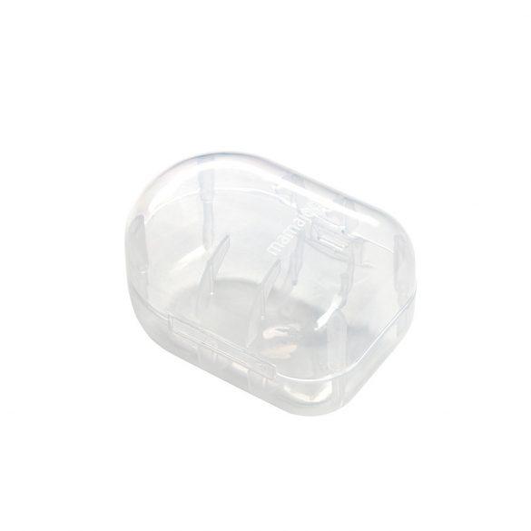 Mamajoo 2 db közepes folyású szilikon etetőcumi - 6h+