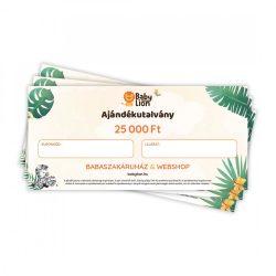 Ajándékutalvány - 25000 Ft.