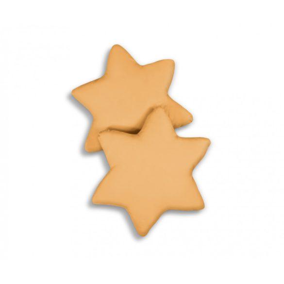 BabyLion Prémium 2 db csillag párna - Mustár