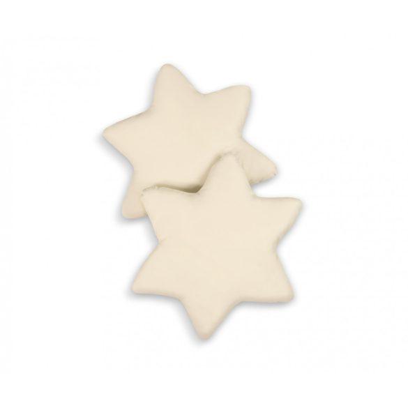 BabyLion Prémium 2 db csillag párna - Bézs
