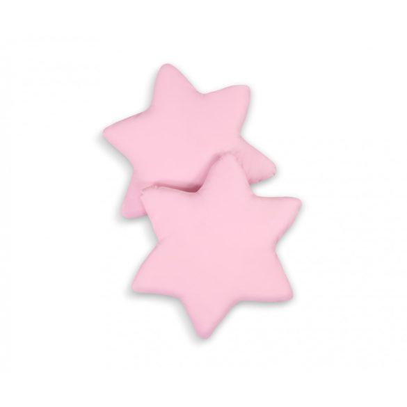 BabyLion Prémium 2 db csillag párna - Rózsaszín