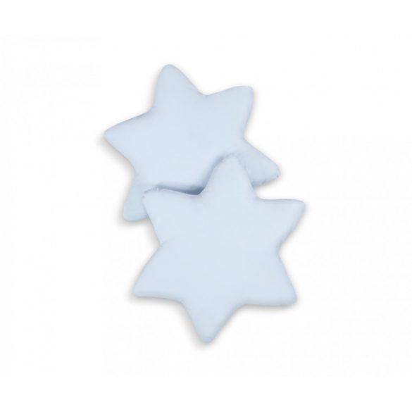 BabyLion Prémium 2 db csillag párna - Kék