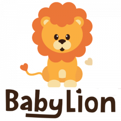 BabyLion Gumis Lepedő - Barna