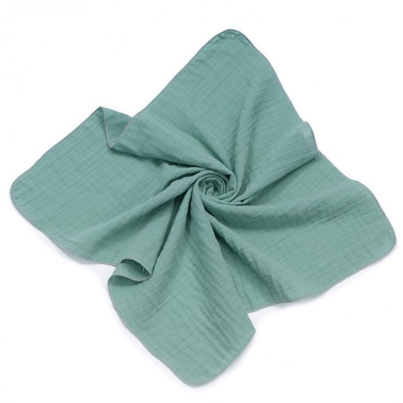 MTT Textil pelenka 2 db - Világos és sötét pasztell zöld