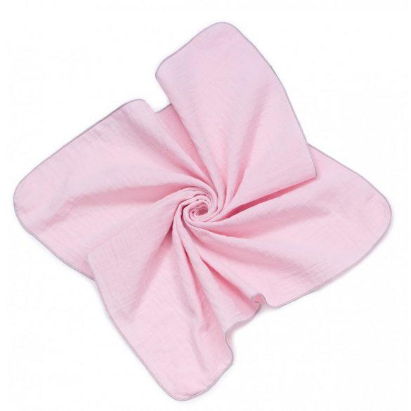 MTT Textil pelenka 2 db - Rózsaszín és fehér