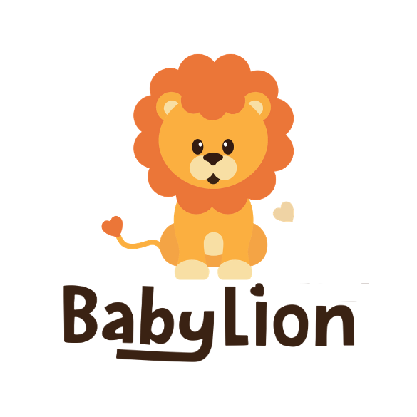 BabyLion Babafészek XL  - Kifordítható - Fehér - Szürke felhőcskék