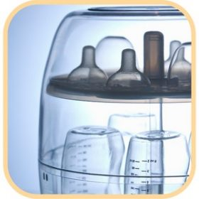 Sterilizálók és Cumisüveg melegítők