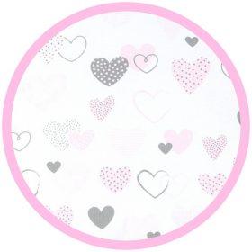 Rózsaszín - Szívecskék