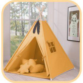 Textil sátor